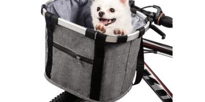Best Dog Carrier for Bikes